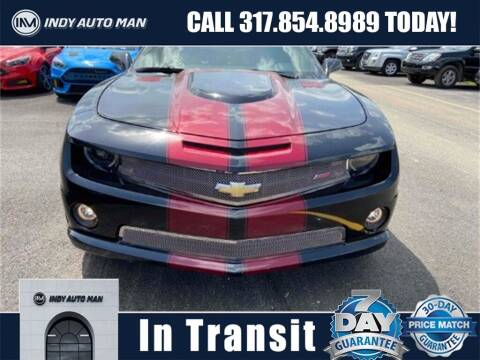 2010 Chevrolet Camaro for sale at INDY AUTO MAN in Indianapolis IN