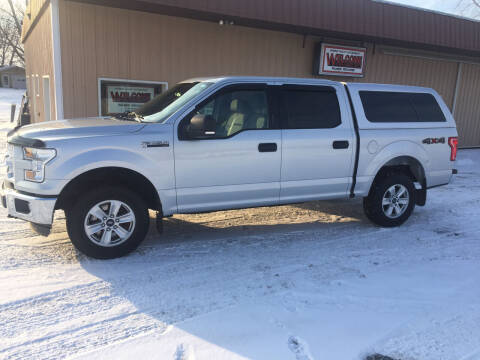 2016 Ford F-150 for sale at Palmer Welcome Auto in New Prague MN