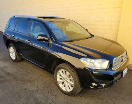 2009 Toyota Highlander Hybrid for sale at Cars To Go in Sacramento CA