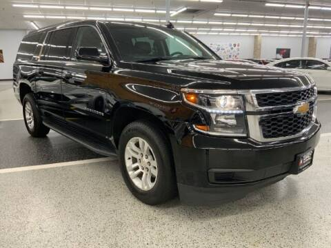 2018 Chevrolet Suburban for sale at Dixie Motors in Fairfield OH