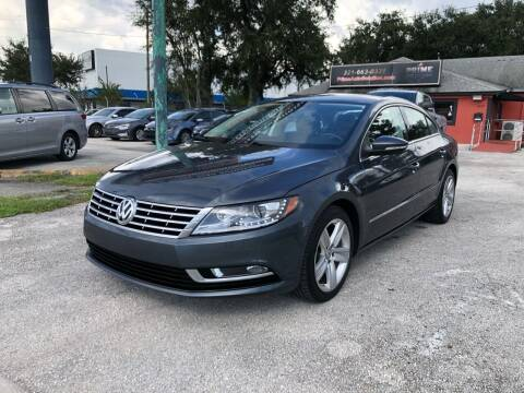 2014 Volkswagen CC for sale at Prime Auto Solutions in Orlando FL
