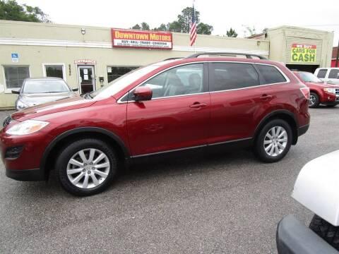 2010 Mazda CX-9 for sale at DERIK HARE in Milton FL