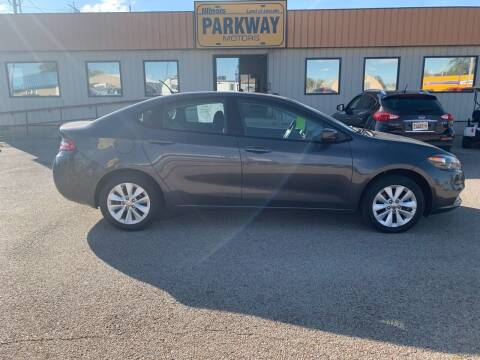 2014 Dodge Dart for sale at Parkway Motors in Springfield IL