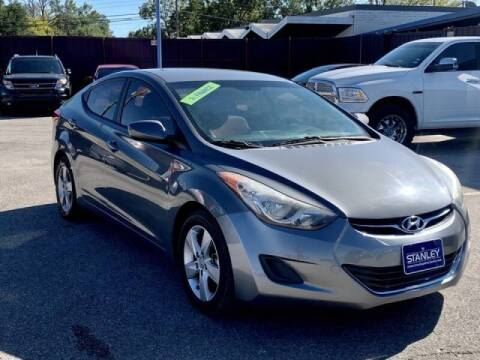2013 Hyundai Elantra for sale at Stanley Automotive Finance Enterprise - STANLEY DIRECT AUTO in Mesquite TX
