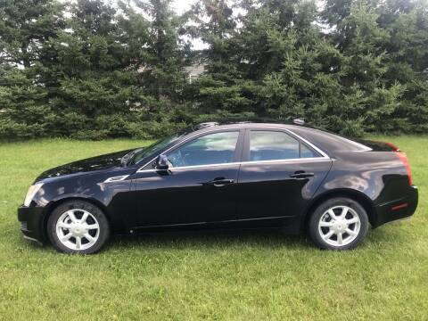 2009 Cadillac CTS for sale at BLAESER AUTO LLC in Chippewa Falls WI