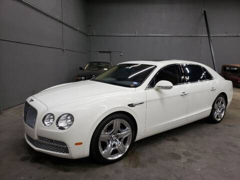 2014 Bentley Flying Spur for sale at EA Motorgroup in Austin TX