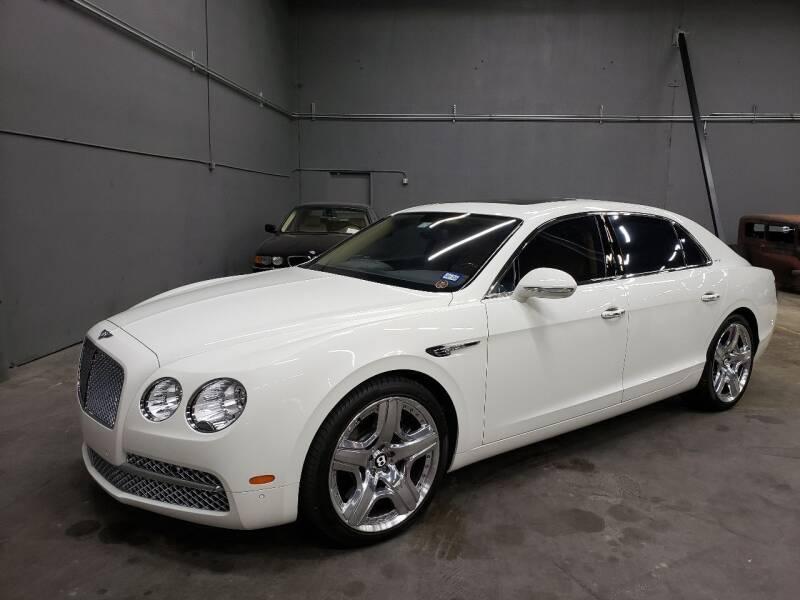 2014 Bentley Flying Spur for sale at EA Motorgroup in Austin TX