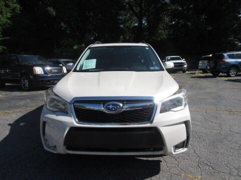2014 Subaru Forester for sale at Atlanta's Best Auto Brokers in Marietta GA