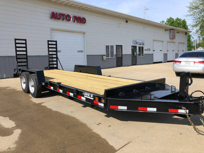 2022 HD EQUIPMENT DCT 20' INDUSTRIAL 16K for sale at AUTO PRO in Brookings SD