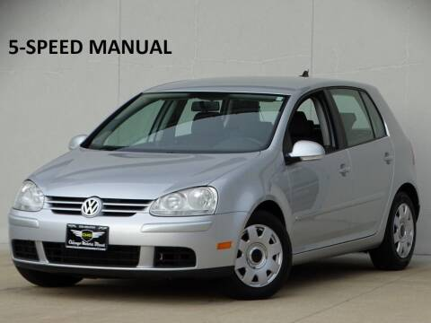 2008 Volkswagen Rabbit for sale at Chicago Motors Direct in Addison IL