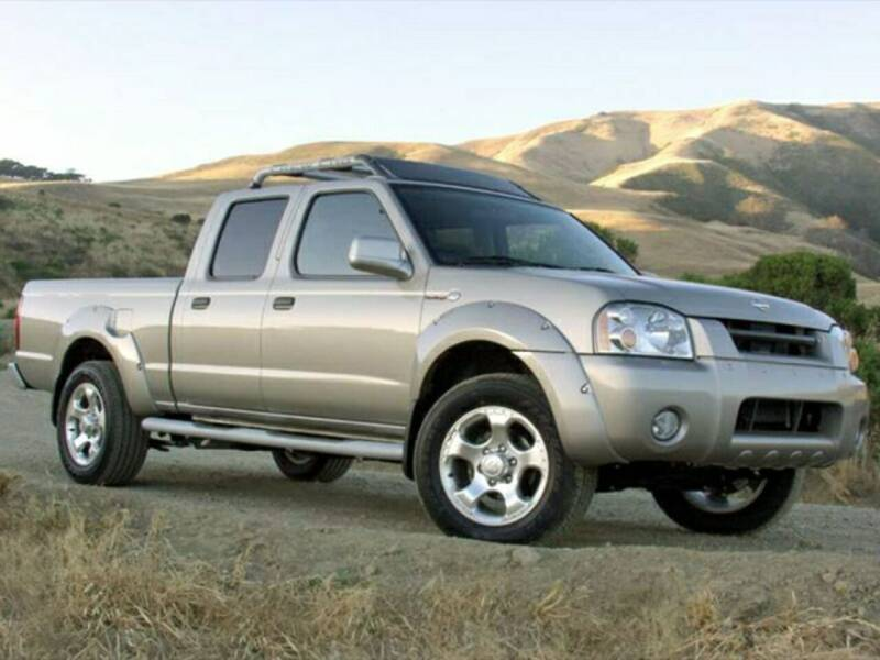 2002 Nissan Frontier for sale at TTC AUTO OUTLET/TIM'S TRUCK CAPITAL & AUTO SALES INC ANNEX in Epsom NH