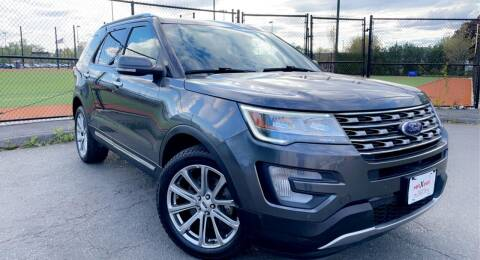 2017 Ford Explorer for sale at Maxima Auto Sales in Malden MA