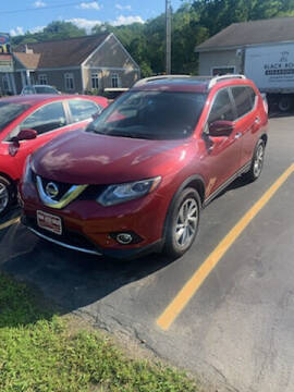2014 Nissan Rogue for sale at P & M AUTO in Springfield VT