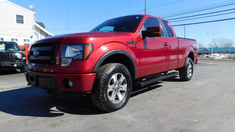 2013 Ford F-150 for sale at Action Automotive Service LLC in Hudson NY