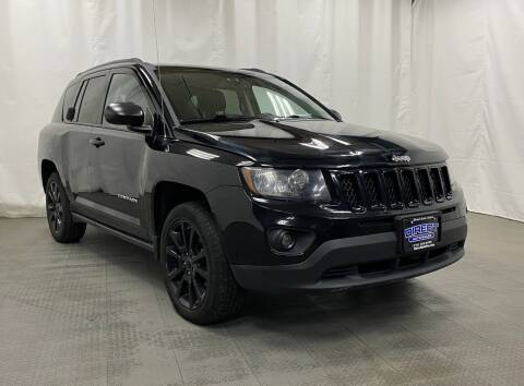 2012 Jeep Compass for sale at Direct Auto Sales in Philadelphia PA