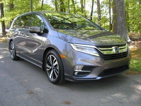 2019 Honda Odyssey for sale at RICH AUTOMOTIVE Inc in High Point NC