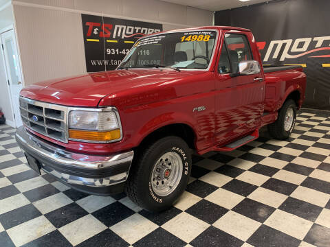 1992 Ford F-150 for sale at T & S Motors in Ardmore TN