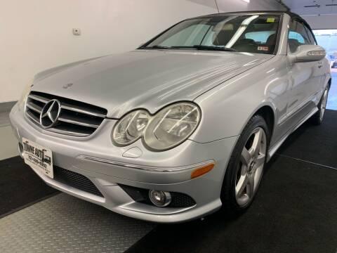 2006 Mercedes-Benz CLK for sale at TOWNE AUTO BROKERS in Virginia Beach VA