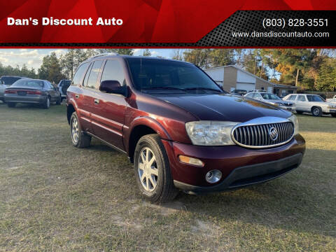 2006 Buick Rainier for sale at Dan's Discount Auto in Gaston SC
