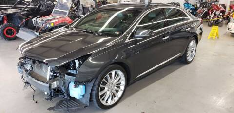 2014 Cadillac XTS for sale at Adams Enterprises in Knightstown IN