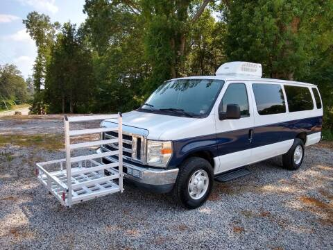 2009 Ford E-350 Ext. Sd Cargo Passenger  for sale at James River Motorsports Inc. in Chester VA
