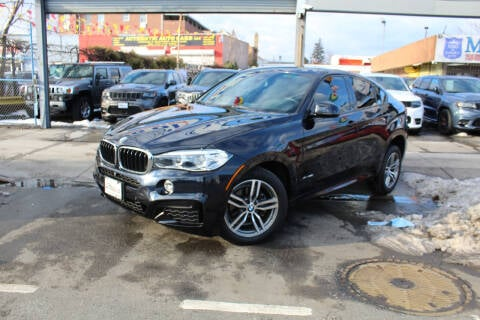 2018 BMW X6 for sale at MIKEY AUTO INC in Hollis NY