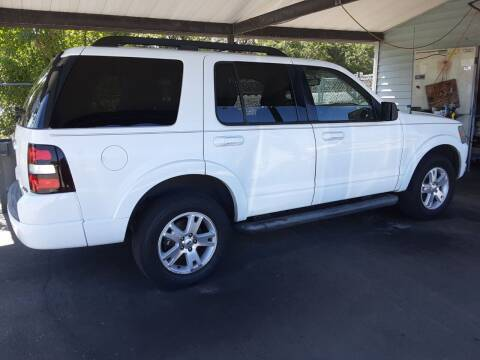 2010 Ford Explorer for sale at Easy Credit Auto Sales in Cocoa FL
