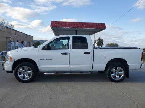 2004 Dodge Ram Pickup 1500 for sale at Dakota Auto Inc. in Dakota City NE