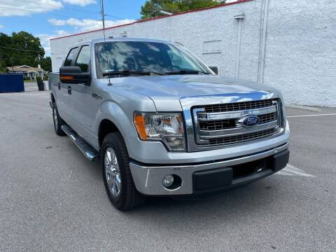 2013 Ford F-150 for sale at Consumer Auto Credit in Tampa FL