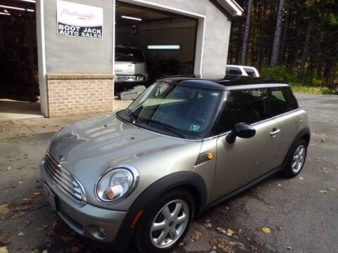 2009 MINI Cooper for sale at Boot Jack Auto Sales in Ridgway PA