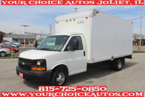 2008 Chevrolet Express Cutaway for sale at Your Choice Autos - Joliet in Joliet IL