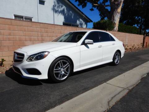 2014 Mercedes-Benz E-Class for sale at California Cadillac & Collectibles in Los Angeles CA