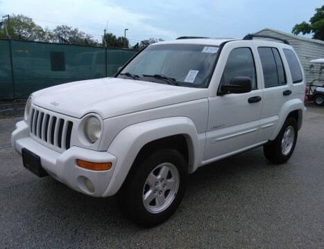 2004 Jeep Liberty for sale at JacksonvilleMotorMall.com in Jacksonville FL