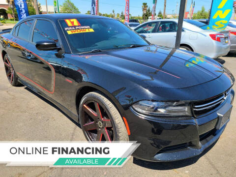 2017 Dodge Charger for sale at Super Cars Sales Inc #1 - Super Auto Sales Inc #2 in Modesto CA