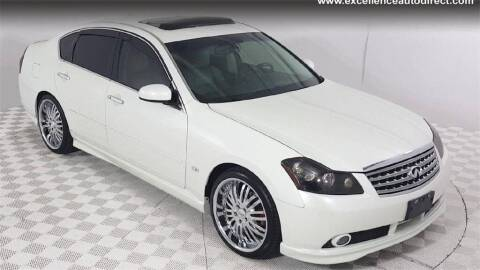 2007 Infiniti M45 for sale at Excellence Auto Direct in Euless TX
