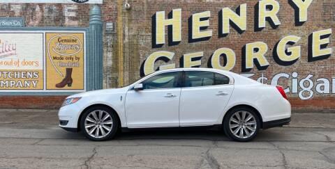 2014 Lincoln MKS for sale at Main St Motors Inc. in Sheridan IN