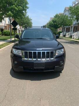 2011 Jeep Grand Cherokee for sale at Pak1 Trading LLC in South Hackensack NJ