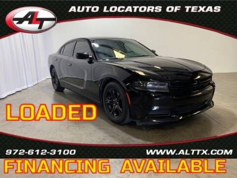 2020 Dodge Charger for sale at AUTO LOCATORS OF TEXAS in Plano TX
