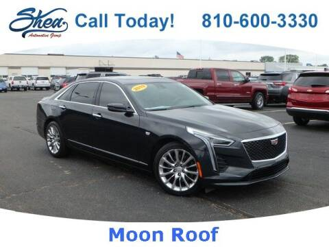 2019 Cadillac CT6 for sale at Erick's Used Car Factory in Flint MI