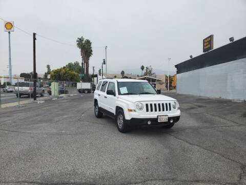 2014 Jeep Patriot for sale at Silver Star Auto in San Bernardino CA