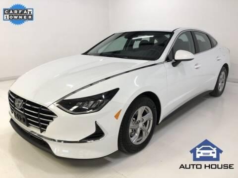 2020 Hyundai Sonata for sale at Auto House Phoenix in Peoria AZ