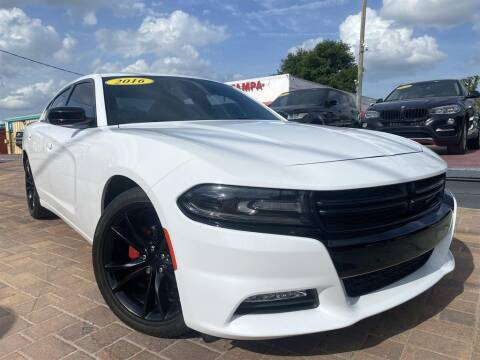 2016 Dodge Charger for sale at Cars of Tampa in Tampa FL