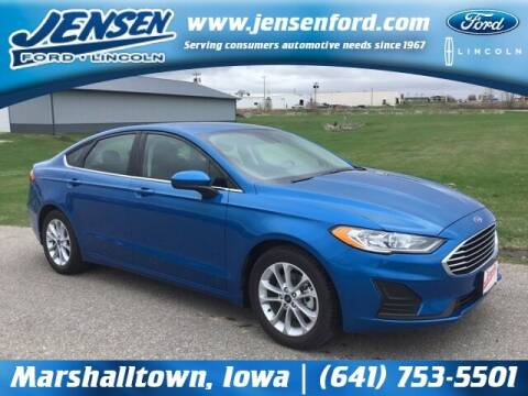 2019 Ford Fusion for sale at JENSEN FORD LINCOLN MERCURY in Marshalltown IA