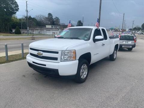 2011 Chevrolet Silverado 1500 for sale at Kelly & Kelly Auto Sales in Fayetteville NC