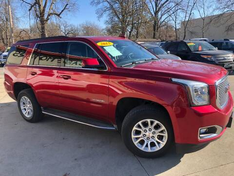 2015 GMC Yukon for sale at Zacatecas Motors Corp in Des Moines IA