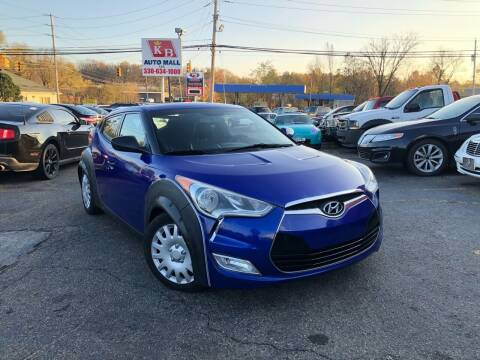 2012 Hyundai Veloster for sale at KB Auto Mall LLC in Akron OH