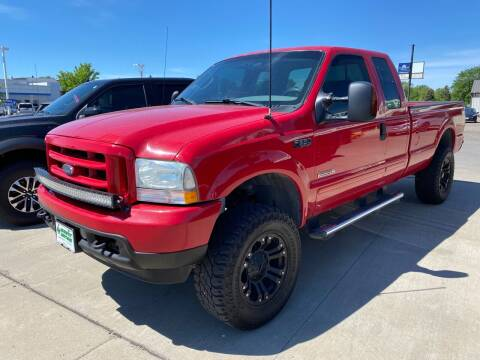 2004 Ford F-350 Super Duty for sale at Murphy Motors Next To New Minot in Minot ND