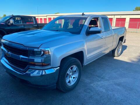 2017 Chevrolet Silverado 1500 for sale at Canuck Truck in Magrath AB