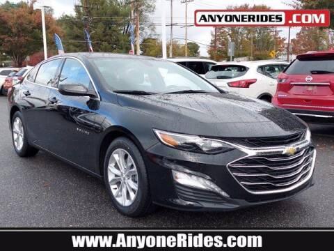 2019 Chevrolet Malibu for sale at ANYONERIDES.COM in Kingsville MD