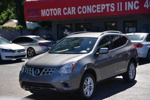 2013 Nissan Rogue for sale at Motor Car Concepts II - Apopka Location in Apopka FL